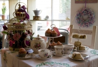 Vintage Tea Parties Crafty Cupcake style